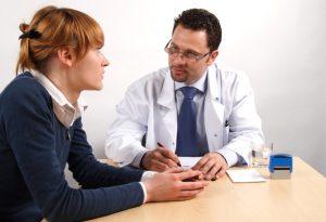 Einzelgespräch in der Fachklinik Sankt Lukas - Prävention 12 Tage