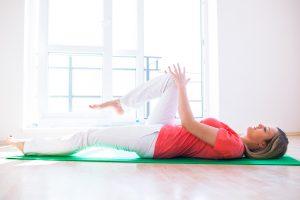 progressive Muskelrelaxation - Entspannungstherapie