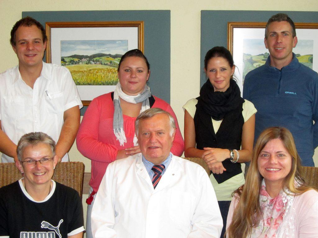 Team in der Sankt Lukas Klinik - Alkoholentzug