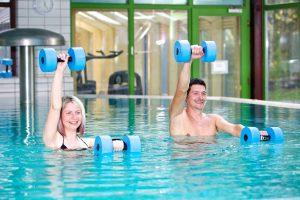 Wassergymnastik Alkoholtherapie Fachklinik Sankt Lukas (2)